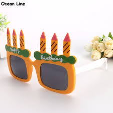 aliexpress com buy funny happy birthday cake with candles shaped