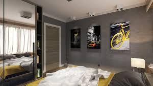 Men S Bedroom Ideas Rustic Mens Bedroom Ideas Modern Black Painted King Platform Bed