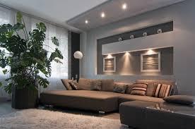 wohnzimmer deckenbeleuchtung haus renovierung mit modernem innenarchitektur kühles