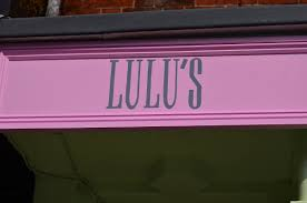 lulu s shop decorating and painted sign forest signwriting