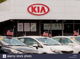 dealership usa kia car dealership usa stock photo royalty free image 86878419