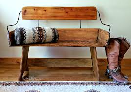 horse carriage bench seat makeover redo it yourself inspirations