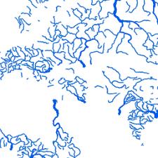 world rivers map shapefile world rivers worldmap