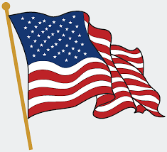 Us Flag Pole United States Flag Clip Art 114872