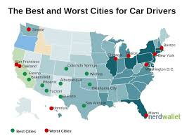 Chicago Police Beat Map by Site Ranks San Antonio Among Top U S Cities For Drivers San