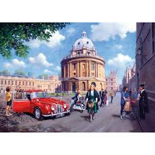 happy days oxford jigsaw puzzle 1000 pieces jigsaw puzzles at