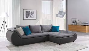 Bobs Luna Sectional by Narrow Sectional U0026 Sofas Center Lovable Sleeper Sofa With Chaise