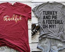 thanksgiving shirts etsy