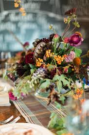 thanksgiving pottery barn thanksgiving flower arrangement tips with juli vaughn camp makery