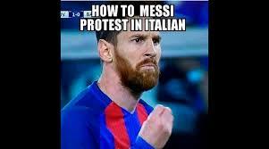Meme Messi - in attesa di barcellona juventus messi 礙 la star dei meme