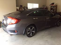 honda ricer exhaust exhaust tips page 2 2016 honda civic forum 10th gen type