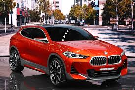 bmw jeep red bmw x2 concept debuts at 2016 paris auto show