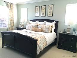 Steely Light Blue Bedroom Walls Wide Plank Rustic Wood by Master Bedroom Walls In Both The Master Bedroom And Guest Room I