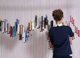 floating bookshelves turn books into unique hanging art