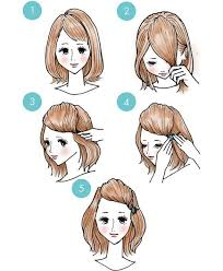 hairstyles fir bangs too short how to deal with your hair bangs if too short or too long 7