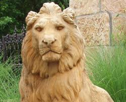 statue lions file lion statue by timothyj jpg wikimedia commons