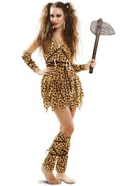cavewoman costume woman s nomadic cavewoman costume buy on funidelia at the best price