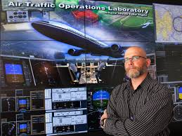 air traffic operations lab answering big questions about the