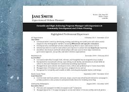 High Profile Resume Samples by Resume Samples From Standout Resumes Llc Standout Resumes Llc