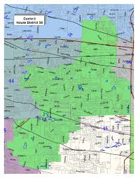 Maps Of Illinois by 2011 Adopted Maps Illinois Redistricting