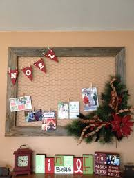 i made my own christmas card holder winter christmas new year u0027s