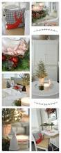 holiday home tour christmas at the cottage fox hollow cottage