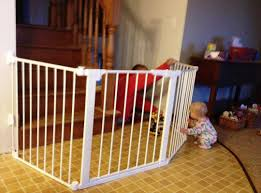 Baby Gate For Stairs With Banister 20 Ways To Child Gates For Stairs