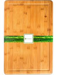 top 5 extra large bamboo cutting board 18x12 thick strong bamboo