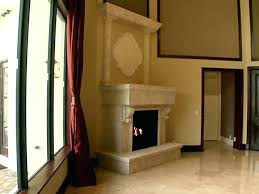 how to install a gas fireplace installing gas log fireplace insert