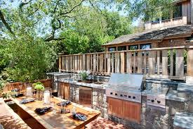 Outside Kitchen Design Ideas Popular Of Outside Kitchen Ideas Cool Home Design Ideas On A
