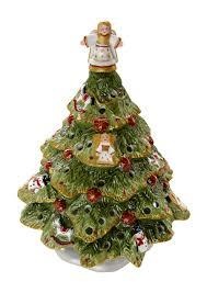 Villeroy And Boch Christmas Tree Decorations by Villeroy U0026 Boch Nostalgic Village Christmas Tree Christmas Decor