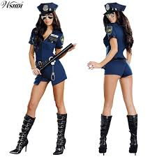 Cops Halloween Costumes Compare Prices Police Women Uniform Shopping Buy