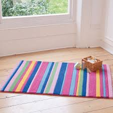 Pink Stripe Rug Large Striped Rug Rugs Ideas