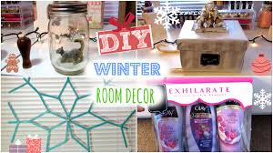 Winter Room Decorations - diy winter u0026 holiday room decor easy u0026 cheap diy presents
