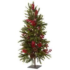 buy brown christmas tree silk christmas trees nearly