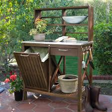 potting tables for sale build a simple outdoor potting bench thedigitalhandshake furniture