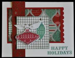 308 best christmas cards ctmh images on pinterest christmas
