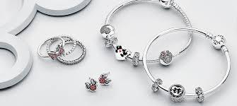 themed bracelets pandora jewelry downtown disney district shops disneyland resort