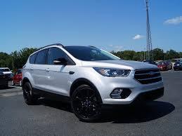 Ford Escape Titanium - new 2017 ford escape for sale lillington nc