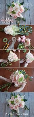 diy wedding bouquet how to make a wedding bouquet silk flowers silk and flower