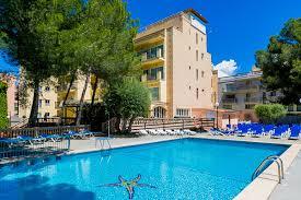 siege promovacances hotel blue sea costa verde 3 étoiles majorque el arena baléares