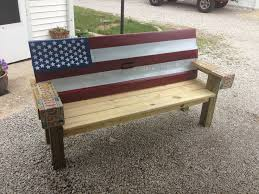 Bench Made From Tailgate Tailgate Bench Plans 9409