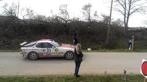 porsche 944 rally m3 porsche 944 start rallye fürst von wrede youtube