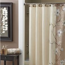 Shower Curtains For Small Bathrooms Shower Curtain Ideas For Small Bathroom Univind