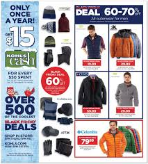 columbia black friday deals view kohl u0027s black friday ad for 2014 deals kick off at 6 p m on