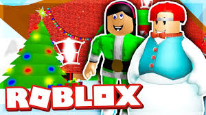 my is helping me my presents roblox escape
