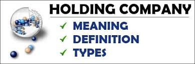 Types Meaning Holding Company Meaning Definition Types