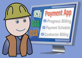 progress payment billing software print to aia g702