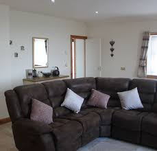 Curved Sofa Uk by Luxurious Chocolate And Champagne Themed Suite Lochwood Farm