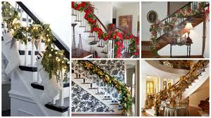 halloween staircase decorations 19 majestic staircase decorations in the spirit of christmas